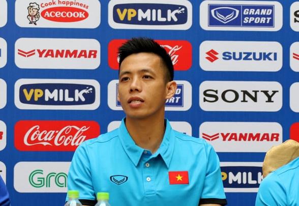 Văn Quyết hi vọng ĐT Việt Nam sẽ tiếp nối thành công của U23 Việt Nam