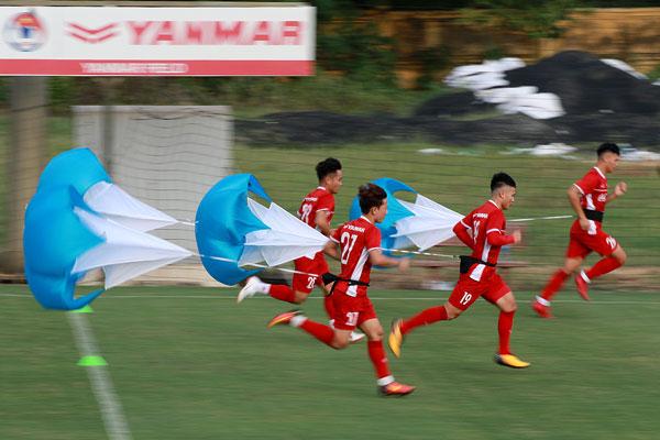 ĐTVN miệt mài chuẩn bị cho AFF Suzuki Cup 2018