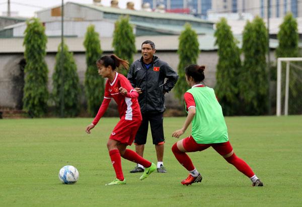Đủ quân, U19 Nữ Quốc gia gấp rút ghép đội hình, thi đấu cọ xát