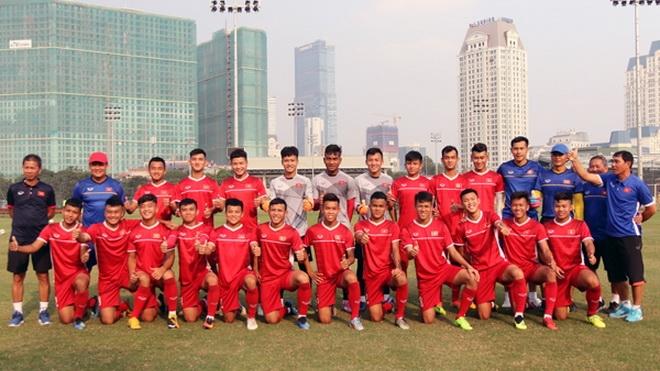 Lịch thi đấu bảng C - VCK U19 châu Á 2018