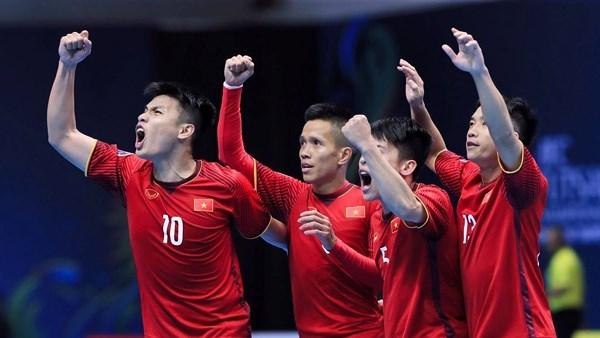 Lịch thi đấu Giải vô địch Futsal Đông Nam Á 2018