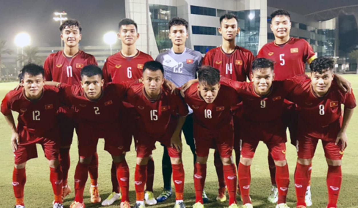 U19 Việt Nam chốt danh sách 23 cầu thủ tham dự VCK U19 châu Á
