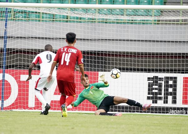 Thua ngược phút cuối, U19 Việt Nam đối diện khó khăn tại VCK U19 châu Á 2018