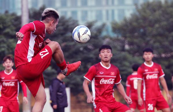 Đấu tập tại Paju, ĐT Việt Nam vs. Incheon United FC 1-2
