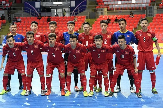 Kế hoạch hoạt động của ĐT Futsal U20 Quốc gia năm 2019