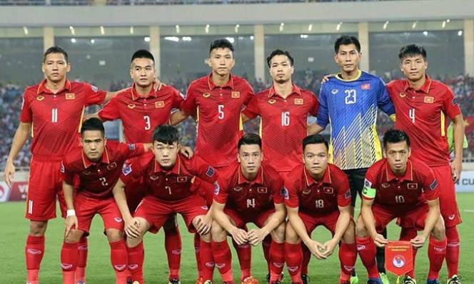 BXH FIFA tháng 10/2018: ĐT Việt Nam tiếp tục đứng đầu khu vực