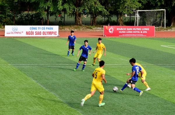 Kết quả lượt 2 bảng A giải hạng Ba Quốc gia 2018, ngày 27/10: PVF có 3 điểm đầu tiên