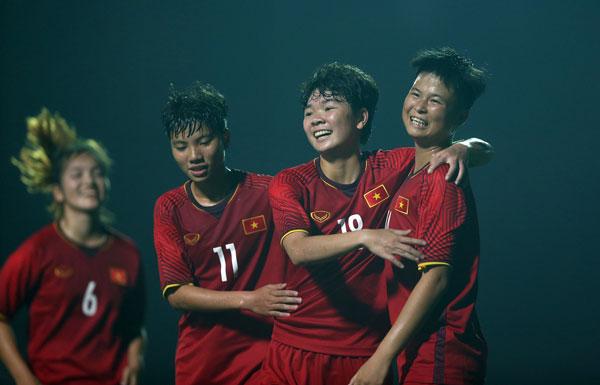 Đánh bại U19 nữ Jordan 4-0, U19 nữ Việt Nam giành vé vào vòng 2 giải U19 nữ châu Á 2019