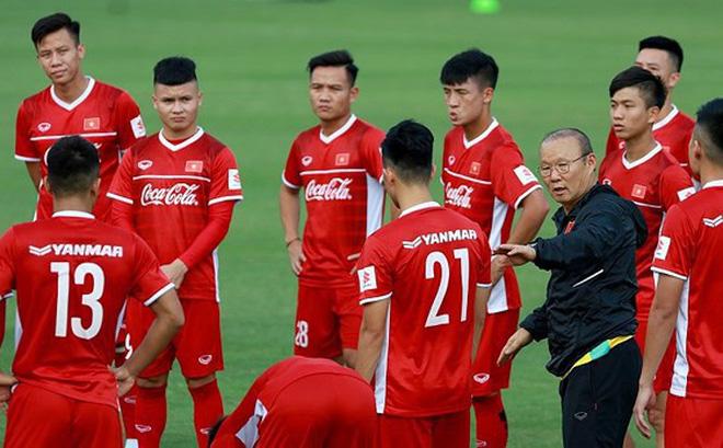 HLV Park Hang-seo chốt danh sách 23 cầu thủ tham dự AFF Suzuki Cup 2018