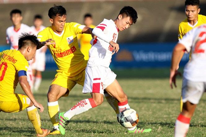 VCK U21 QG Báo Thanh Niên 2018: HAGL cùng Viettel đi tiếp