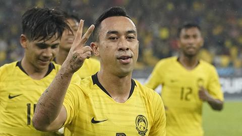'Sát thủ' Malaysia đánh giá cao hàng thủ Việt Nam