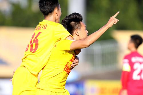 Hà Nội giành quyền vào chung kết U21 Quốc gia Báo Thanh Niên 2018