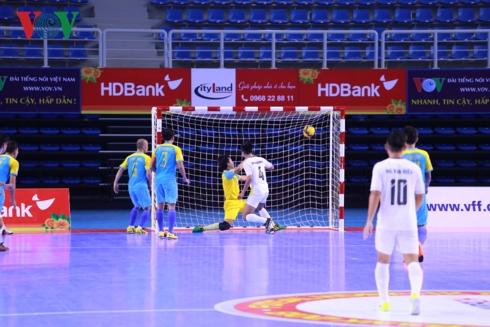 Lịch thi đấu Giải Futsal HDBank Cúp Quốc gia 2018