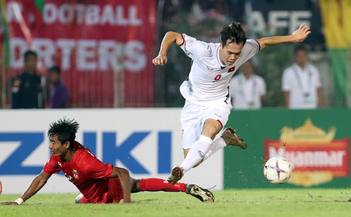 AFF Suzuki Cup 2018, Myanmar vs. Việt Nam 0-0: Chia điểm đáng tiếc
