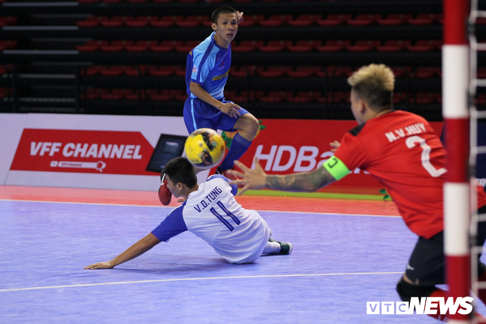 Khởi tranh giai đoạn 2 Giải Futsal Cúp QG HDBank 2018