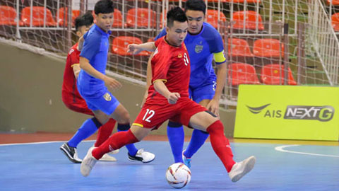 Thắng Malaysia 2-1, ĐT U20 futsal Việt Nam giành vé vào VCK châu Á 2019