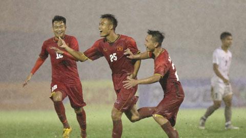 Giải U21 quốc tế - Báo Thanh Niên 2018: Việt Nam và Malaysia khởi đầu thuận lợi