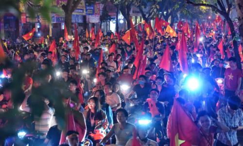 Hà Nội cấm 20 tuyến đường phục vụ trận chung kết lượt về