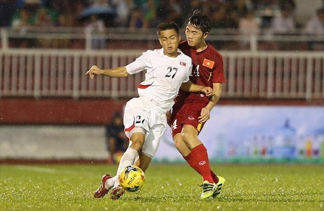 Ngày 25/12, ĐT Việt Nam thi đấu giao hữu với ĐT CHDCND Triều Tiên