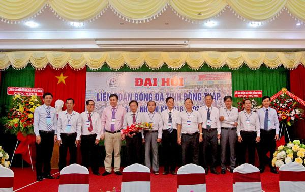 Ông Ngô Bé tái đắc cử Chủ tịch LĐBĐ Đồng Tháp nhiệm kỳ 2018- 2023