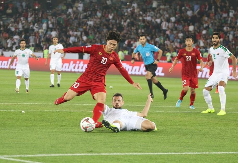 [VCK Asian Cup 2019] ĐT Việt Nam vs. ĐT Iraq 2-3: Thua ngược đáng tiếc