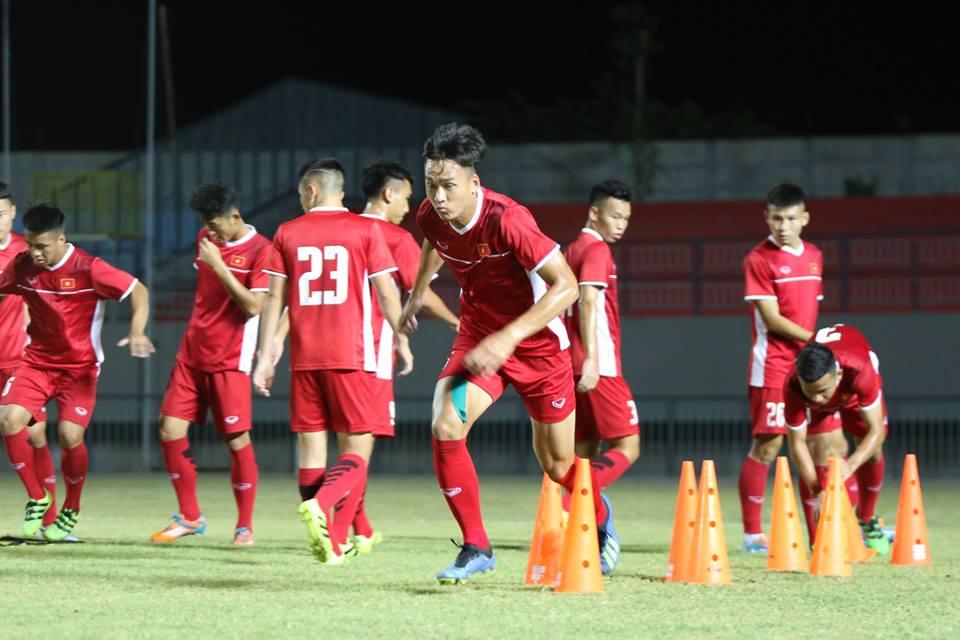 Danh sách ĐT U22 Việt Nam tập trung đợt 1 năm 2019