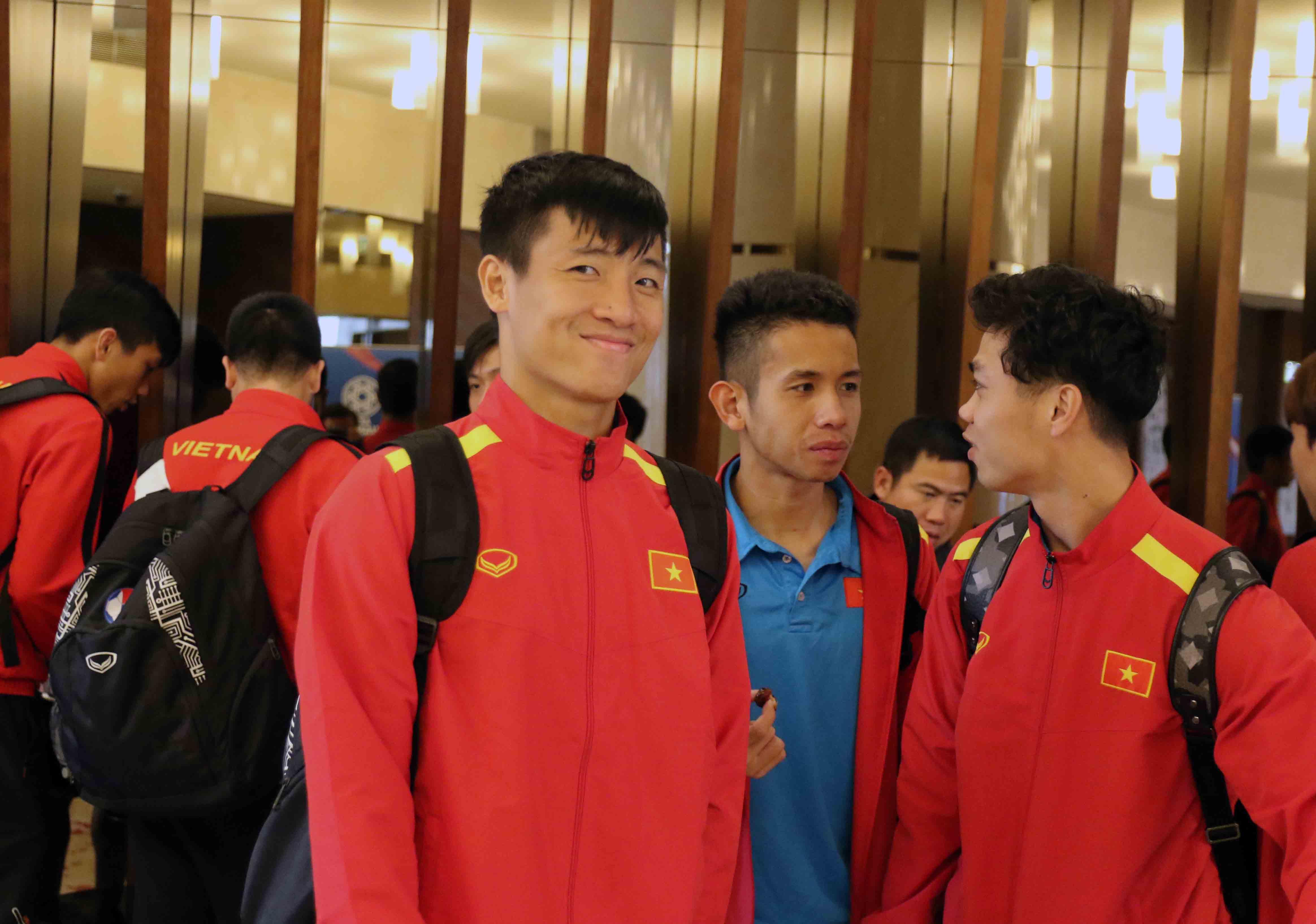 ĐT Việt Nam di chuyển sang Dubai, chuẩn bị cho trận đấu gặp Jordan tại vòng 1/8