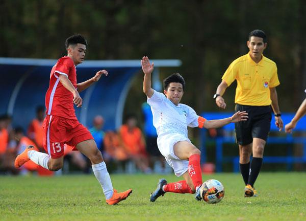 Kết quả lượt trận thứ 3 bảng B, C và D giải vô địch U19 Quốc gia 2019, ngày 20/1