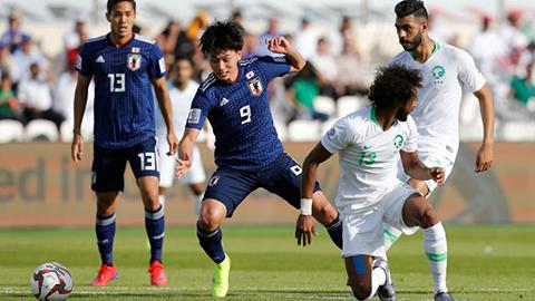 Nhật Bản 1-0 Saudi Arabia: Nhật Bản gặp Việt Nam tại tứ kết