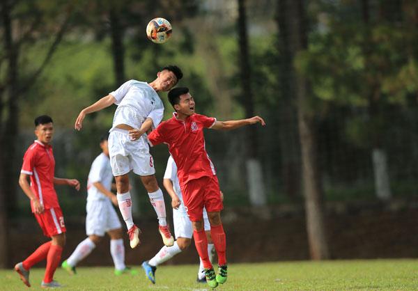Kết quả lượt trận thứ 4 giải vô địch U19 Quốc gia 2019, ngày 23/1: Hà Nội có trận thắng đầu tiên