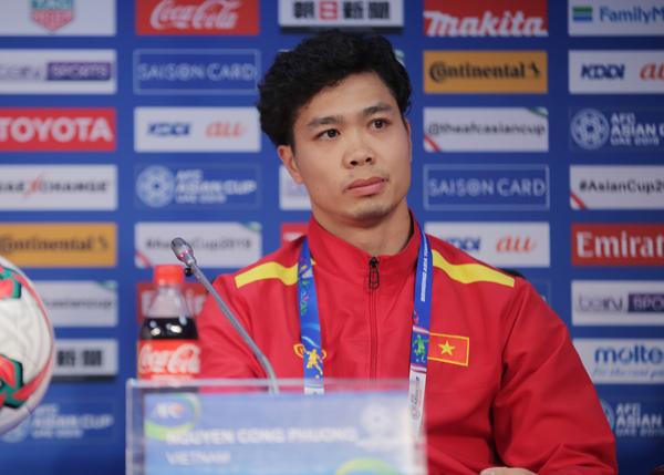Công Phượng và các đồng đội chưa muốn kết thúc cuộc phiêu lưu tại Asian Cup 2019