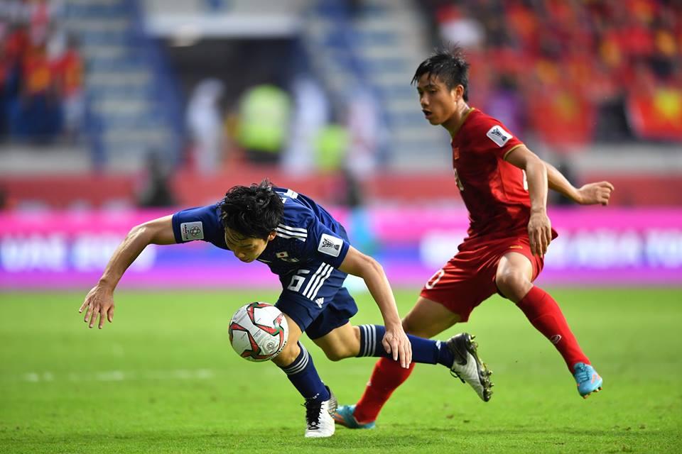 [Tứ kết Asian Cup 2019] Việt Nam vs Nhật Bản 0-1: Khúc vĩ thanh đầy kiêu hãnh