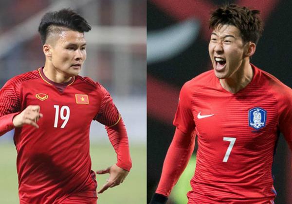 VFF đề xuất điều chỉnh lịch thi đấu trận Việt Nam- Hàn Quốc tại Cúp liên khu vực