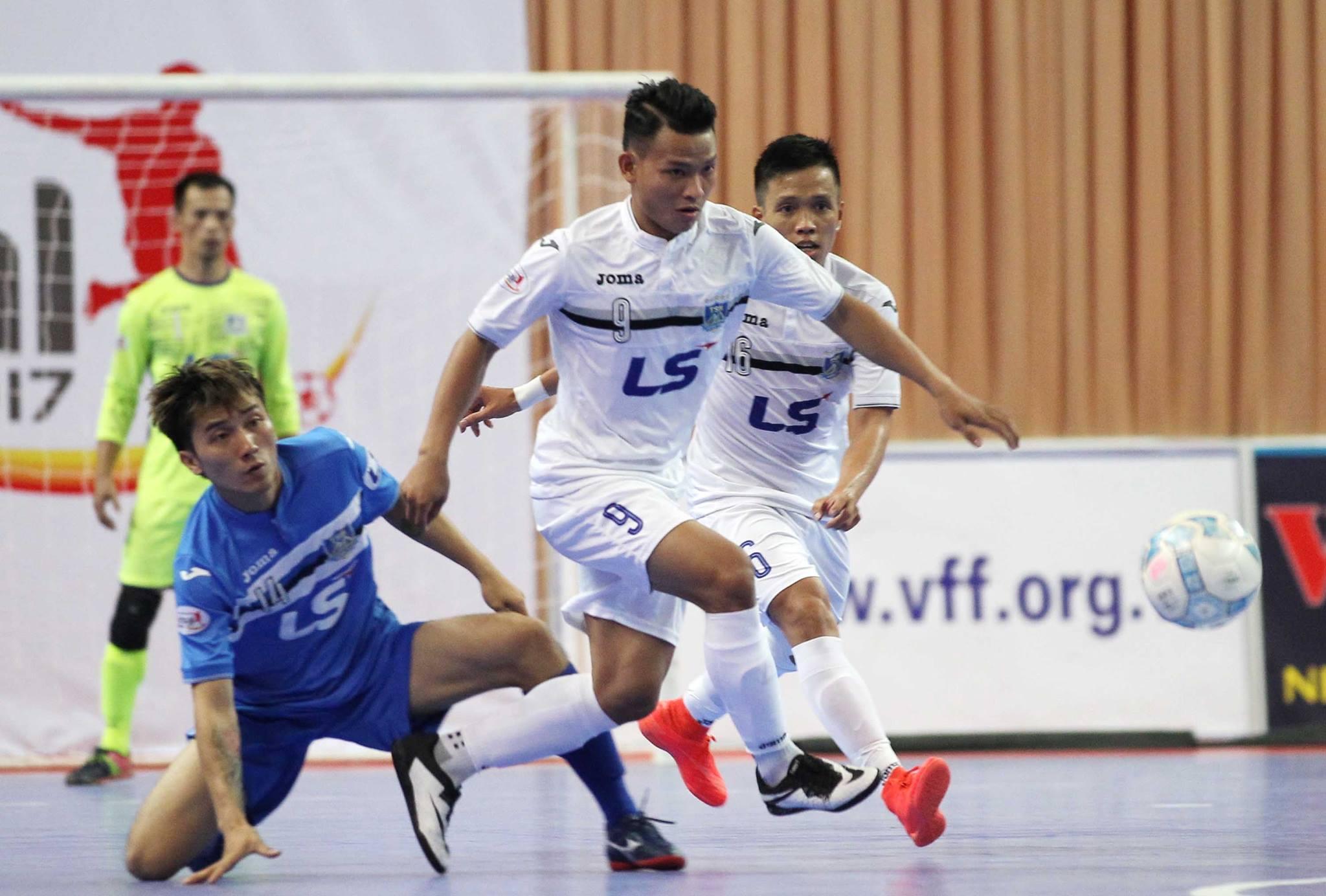 2 tân binh tham dự Giải Futsal VĐQG HDBank 2019