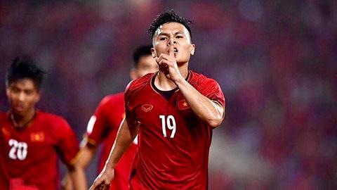Bàn thắng của Quang Hải được bình chọn đẹp nhất Asian Cup 2019