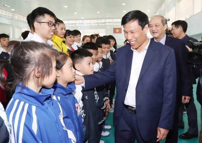 Bộ trưởng Nguyễn Ngọc Thiện: