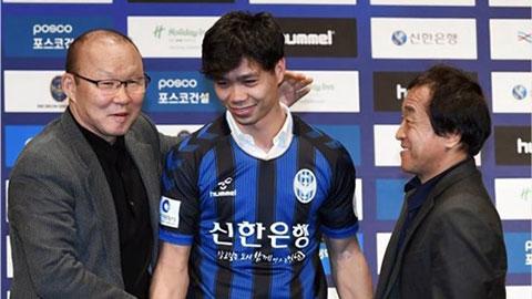 Thầy Park tin Công Phượng sẽ thành công ở Hàn Quốc