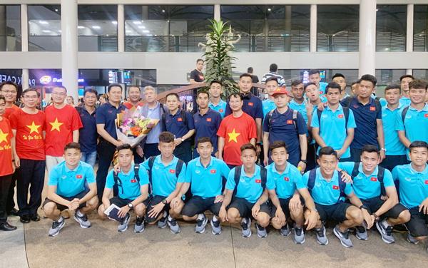 ĐT U22 Việt Nam ổn định nơi đóng quân tại Phnom Penh, sẵn sàng cho Giải U22 AFF LG Cup 2019