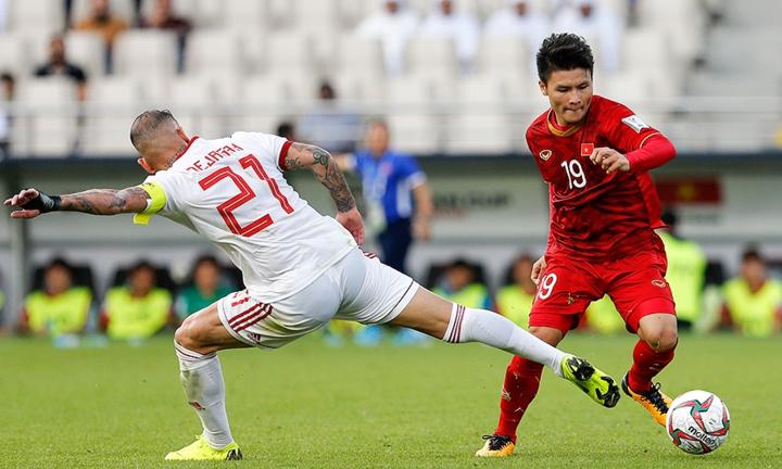 Lịch thi đấu bảng K (Việt Nam) - Vòng loại U23 châu Á 2020