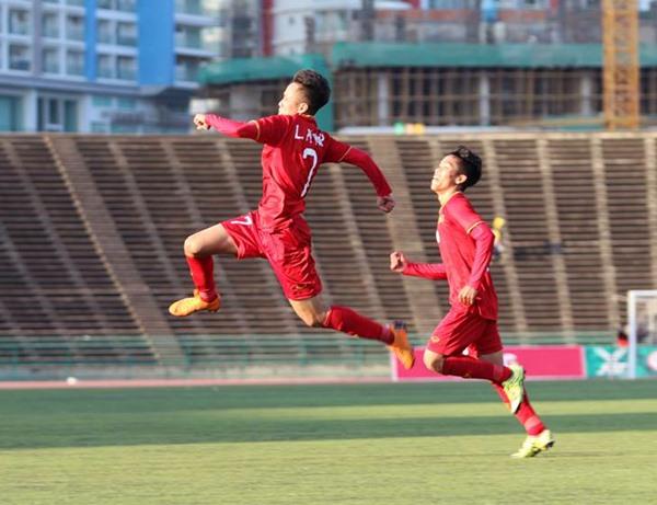 AFC ca ngợi tiền đạo trẻ của U22 Việt Nam