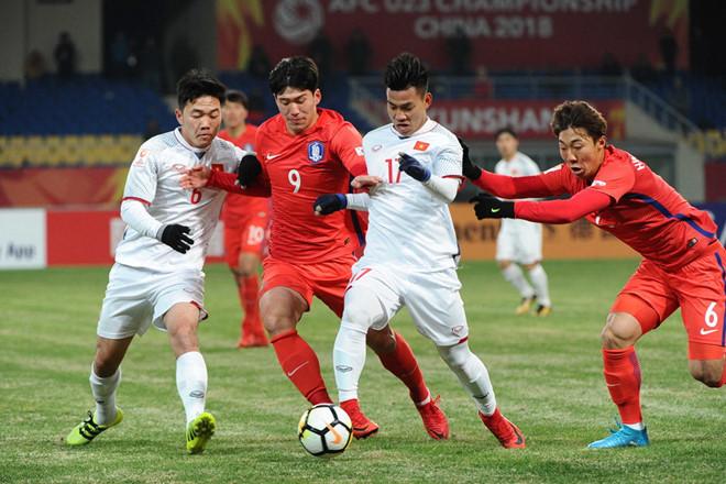 Trận đấu giữa ĐT Việt Nam và ĐT Hàn Quốc chưa thể tổ chức trong năm 2019