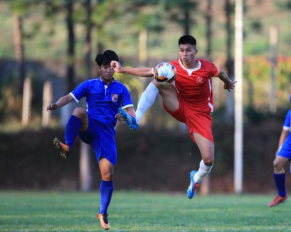 Kết quả lượt về giải bóng đá vô địch U19 Quốc gia 2019, ngày 20/2: HAGL có chiến thắng đậm