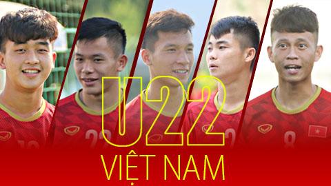 Top 5 cầu thủ U22 Việt Nam chơi nổi bật tại vòng bảng AFF U22 LG Cup 2019