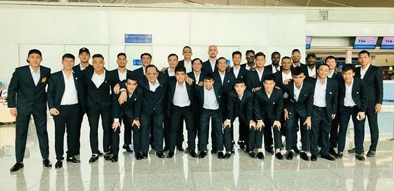CLB B.Bình Dương sang Indonesia đá trận ra quân tại AFC Cup 2019