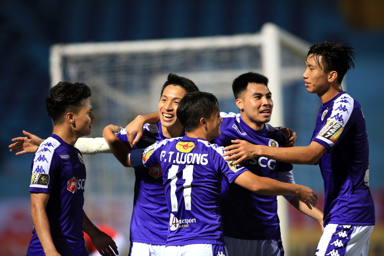 Vòng 1 Wake-up 247 V.League 1- 2019: Hà Nội và HAGL khởi đầu ấn tượng