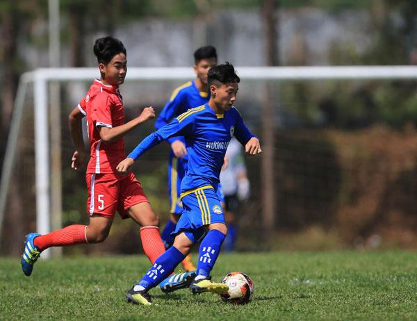 Kết quả lượt 8 vòng loại giải Bóng đá U19 Quốc gia 2019, ngày 25/2