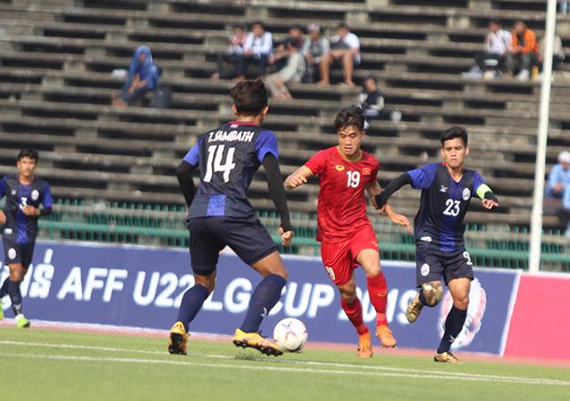 ĐT U22 Việt Nam giành huy chương Đồng AFF U22 LG Cup 2019