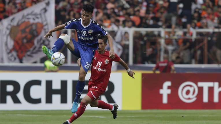 AFC Cup 2019: B.Bình Dương chia điểm chủ nhà Persija