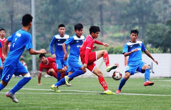 Kết quả lượt 9 vòng loại giải Bóng đá U19 Quốc gia 2019, ngày 28/2
