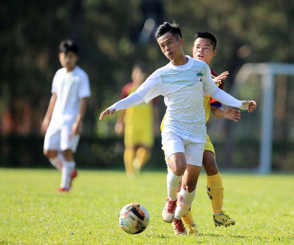 Xác định 8 đội lọt vào VCK giải bóng đá vô địch U19 Quốc gia 2019